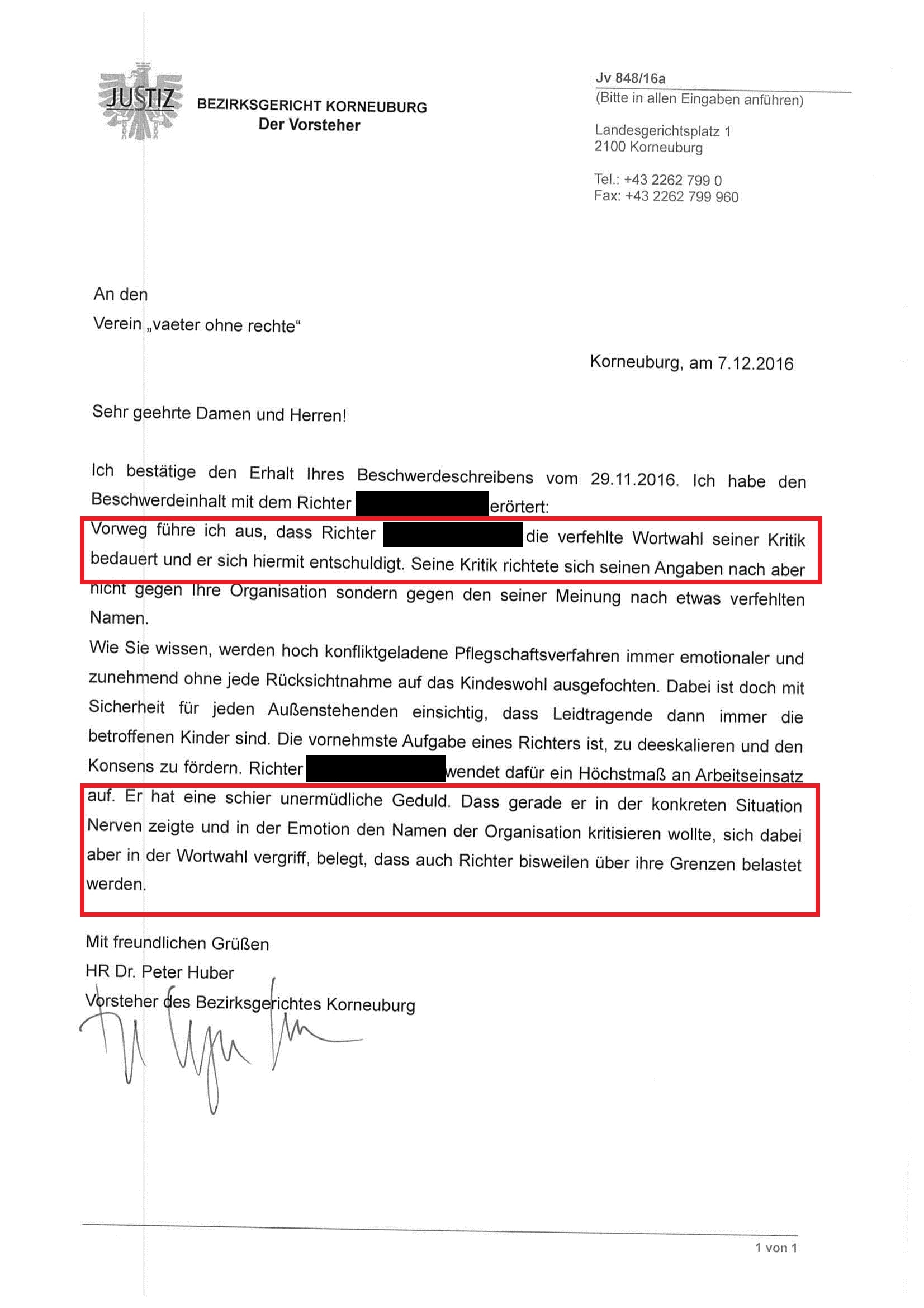 entschuldigung-und-stellungnahme-bezirksgericht-korneuburg
