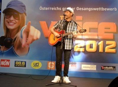 Hans Grüssinger Voice