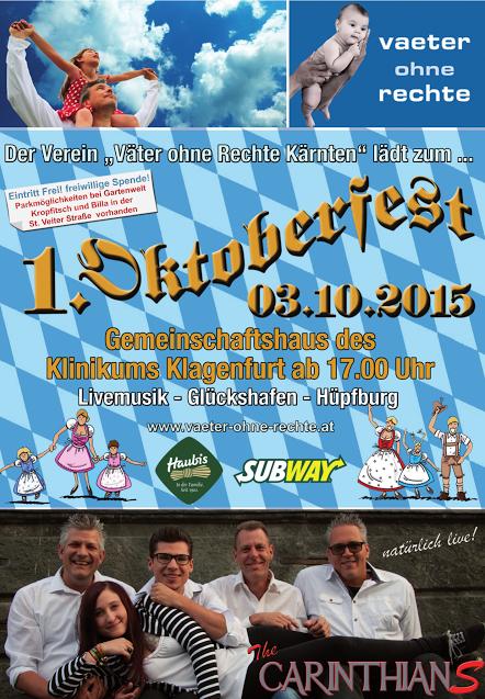 Oktoberfest Finales Plakat