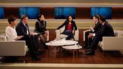 anne will talkshow